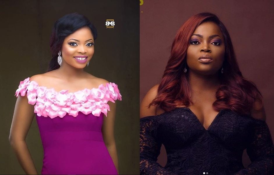 Jenifa's Diary: Toyo-Baby Finally Spills All on How She Fell Out With Funke Akindele