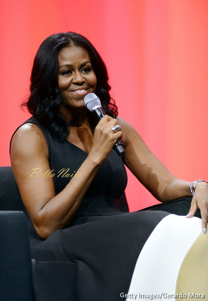 Michelle Obama reveals why she will Never