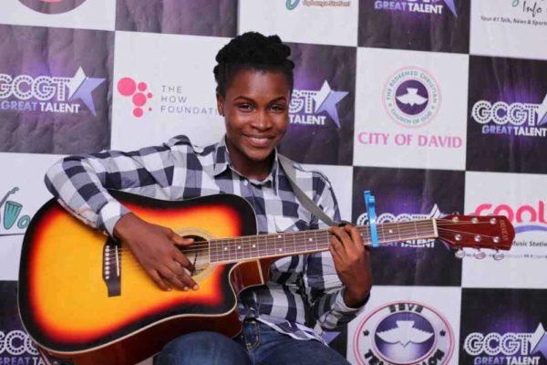 Pamela Scott Guitarist CGCT