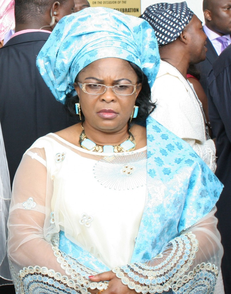 Bayelsa State, All Progressives Congress, EFCC, News, Patience Jonathan, First lady,