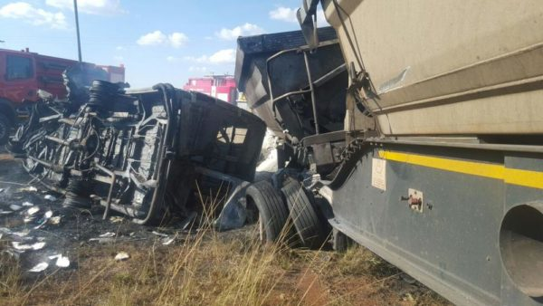 South African Bus Crash