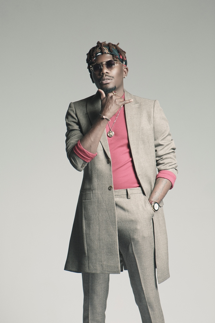 With New EP on the Way, Ycee releases Uber Stylish New Photos