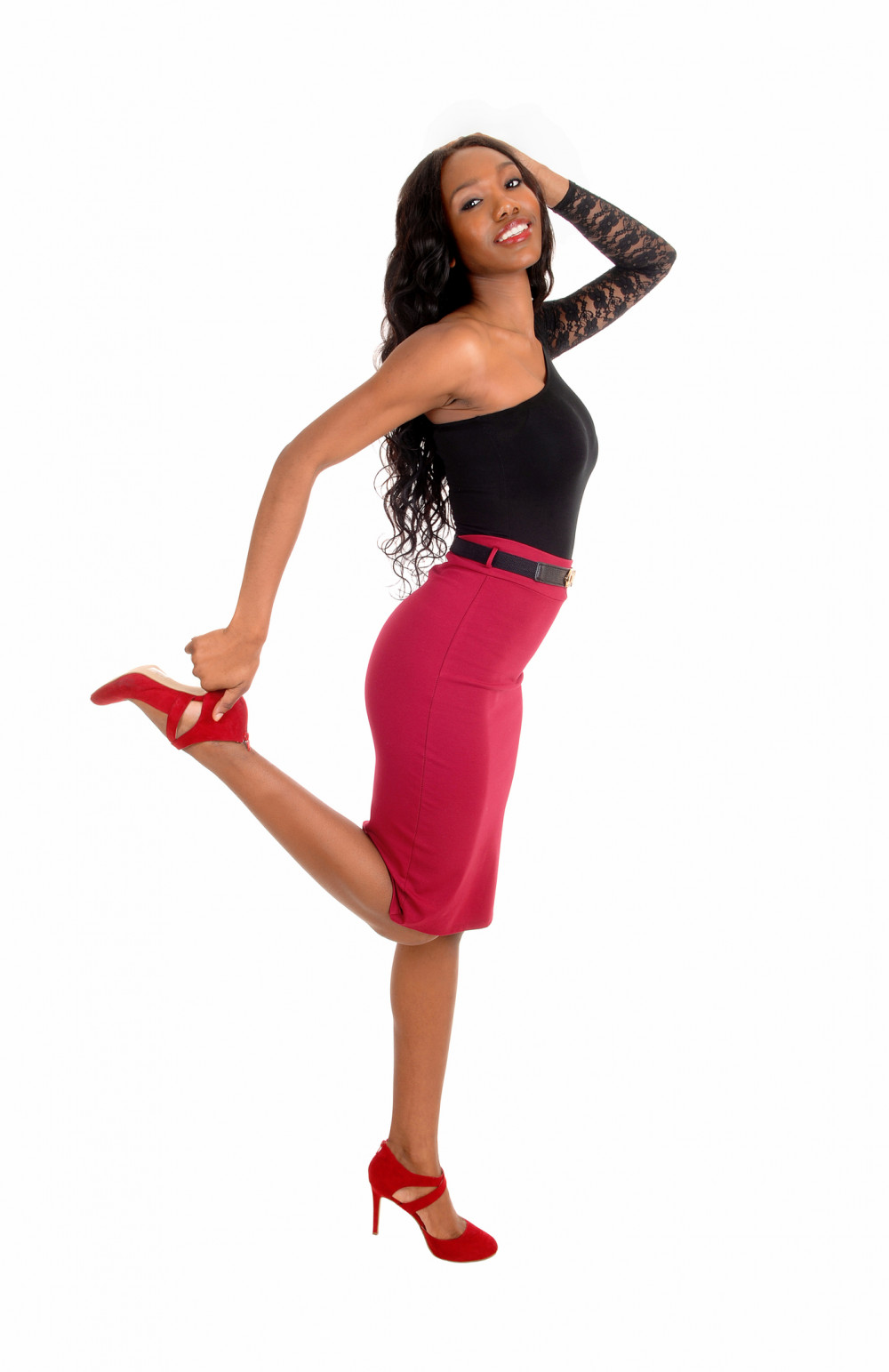 BN Prose: The Woman in the Red Spandex Skirt by Feyisayo Anjorin ...