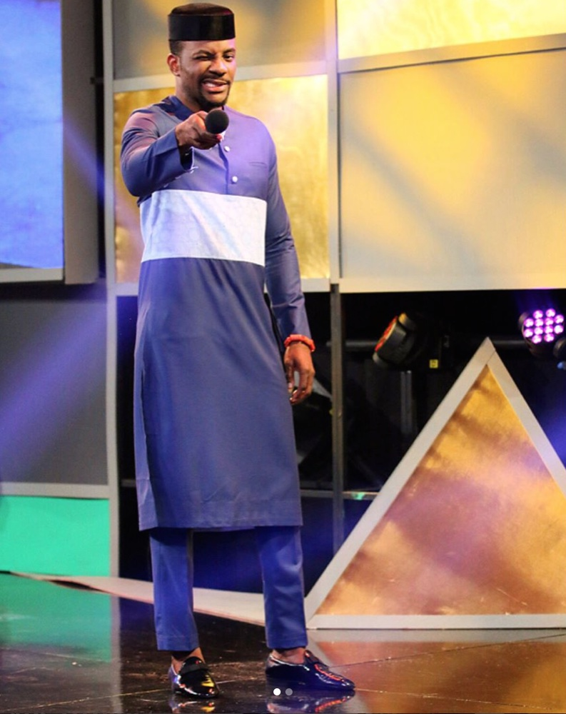 Every Look Was A Hit Back To Back See Ebuka S Stylish