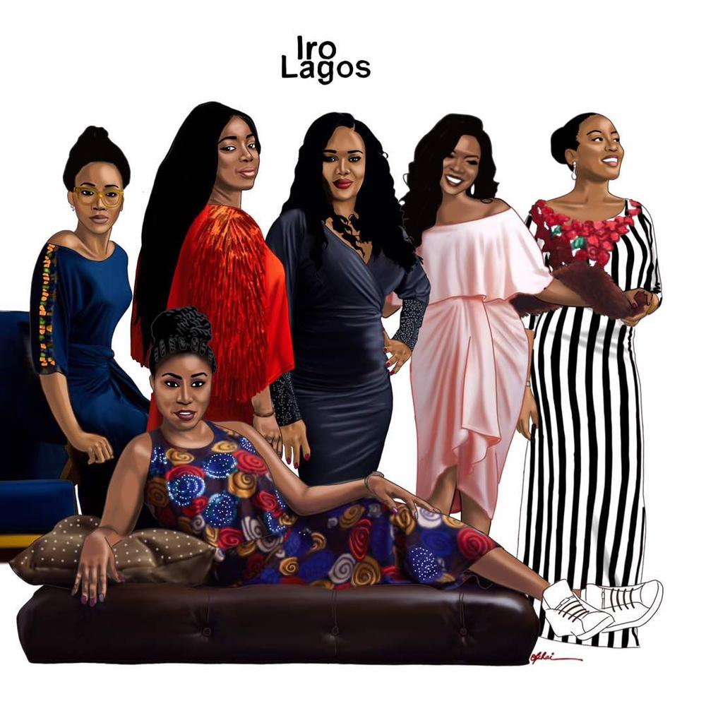 Fashion: Iro Lagos releases the 2016/2017 Everyday Achiever Woman Campaign | Eleanor Goodey Photography