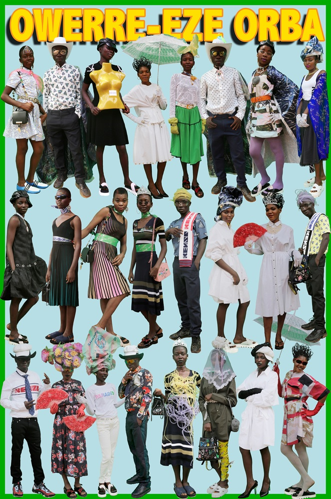 Image result for kenzo nigerian models in nsukka