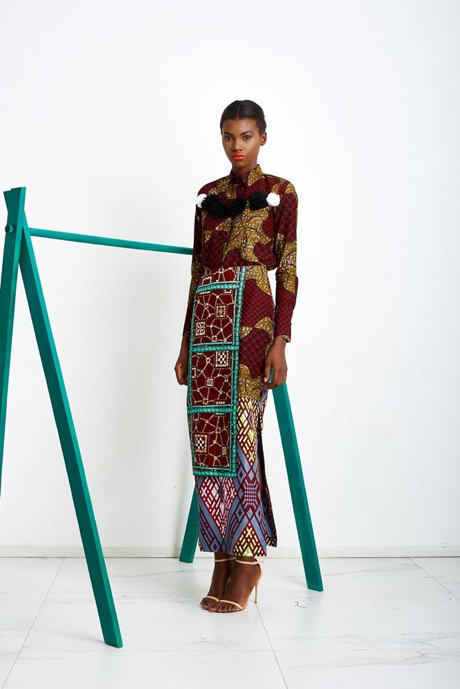 Lagos fashion design week autumn 2017 lisa folawiyo for Design week 2017