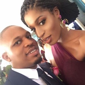 Couples that Slay! See Naeto C and Nicole Chikwe on Wedding Party Duties over the Weekend
