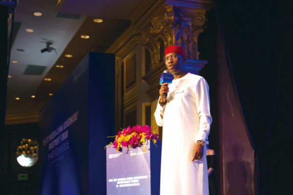 Governor of Delta State, Ifeanyi Okowa