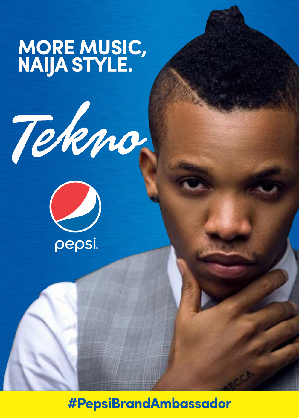 Pepsi announces Tekno as Brand Ambassador + See all the Exciting Photos from Pepsi Corporate Elite Weekend Takeover