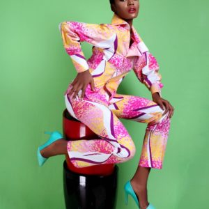 The Fashion Project Comes Alive on the Fashion Issue of Vanguard Allure