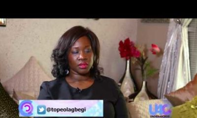 CEO at Sixth Sense Tope Olagbegi speaks with Mr FAB on Under 40 CEOs