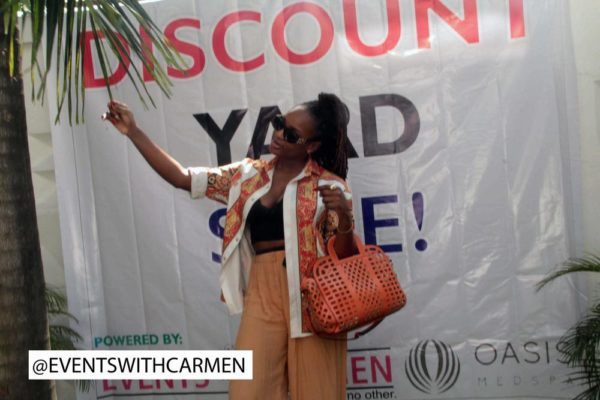 #EventsbyCarmen Discount Yardsale
