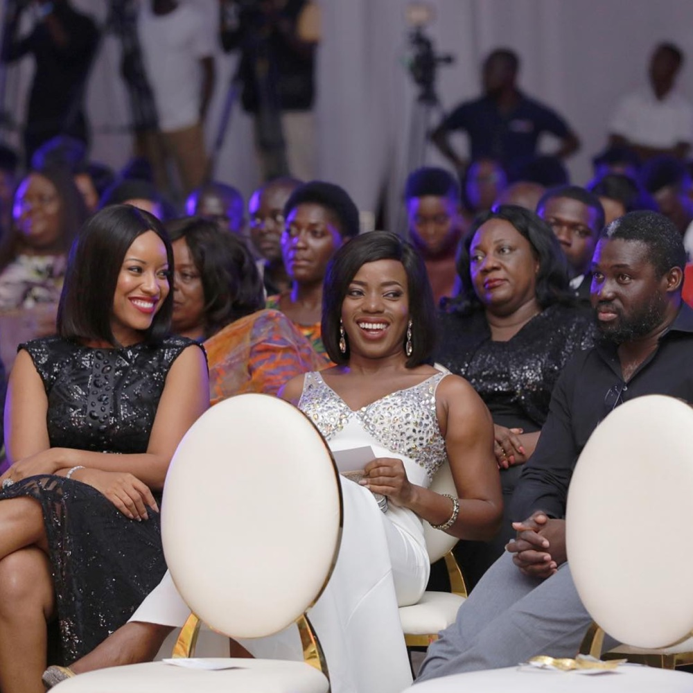First Photos from the Ghana Women of the Year Honours