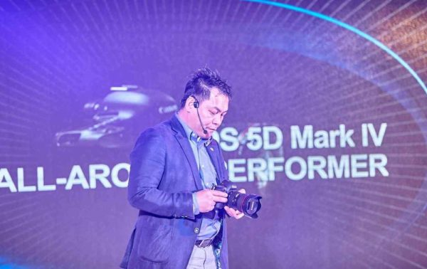 Raul Gabat, Business Developer, CIG Marketing, Canon Middle East