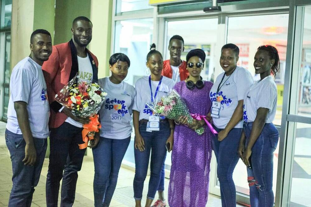Chidinma & Emmanuel Ikubese Set to Inspire
