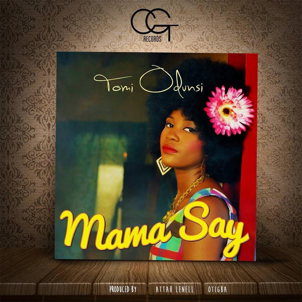 """BellaNaija - Yay! Tomi Odunsi drops new single """"Mama Say"""""""