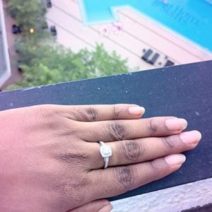 BellaNaija - Linda Ikeji's Youngest Sister Benita gets Engaged