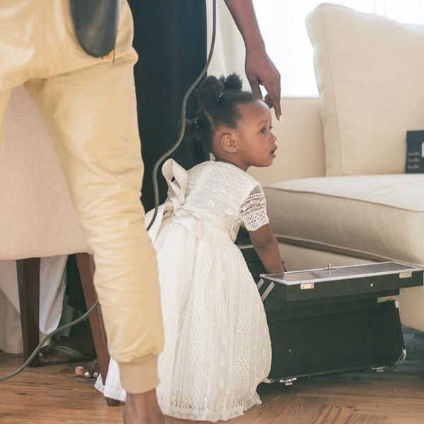 BellaNaija - Too Cute! Simi Esiri shares Lovely Photos of her Daughter Sidney as She turns 2
