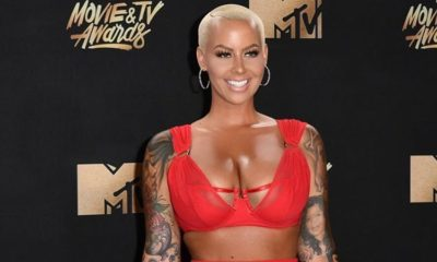 BellaNaija - Amber Rose's House reportedly burgled while she was Asleep