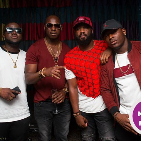 BellaNaija - Praiz, Falz, Victoria Kimani & More attend Skales' Album Listening Party UK Edition | See Photos