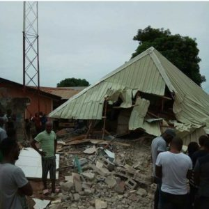 BellaNaija - Facebook Users claim Nassarawa Governor demolished Private Radio Station Two Months after Commissioning