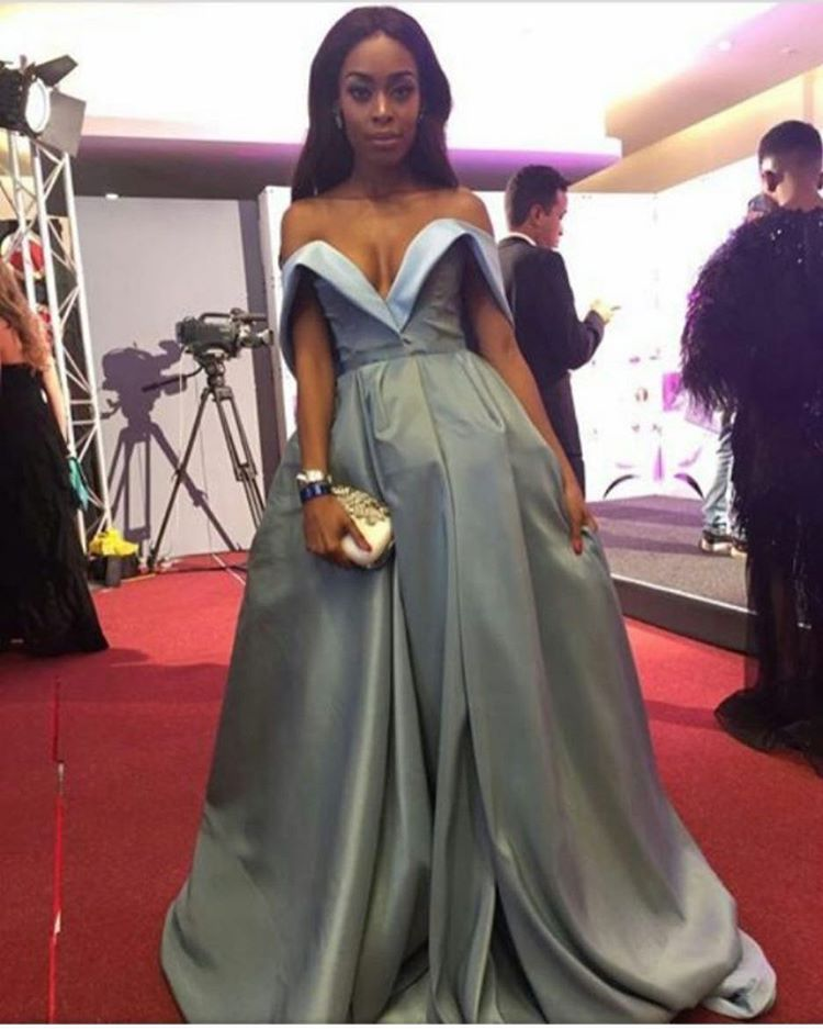 BellaNaija - First Photos: Bonang Matheba, Pearl Thusi & More at The 23rd South Africa Music Awards