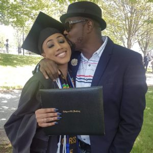 BellaNaija - Proud Dad! DJ Jimmy Jatt's Daughter graduates from College