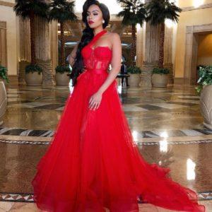 BellaNaija - First Photos: Bonang Matheba, Pearl Thusi & More at The 23rd South Africa Music Awards