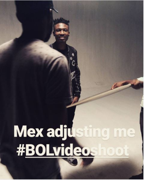 "#BBNaija's Uriel, Marvis, Bisola & Soma team up with Efe for his ""Based On Logistics"" Music Video"