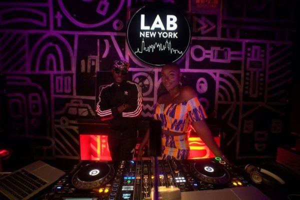 DJ Spinall and DJ Garbs BellaNaija ad