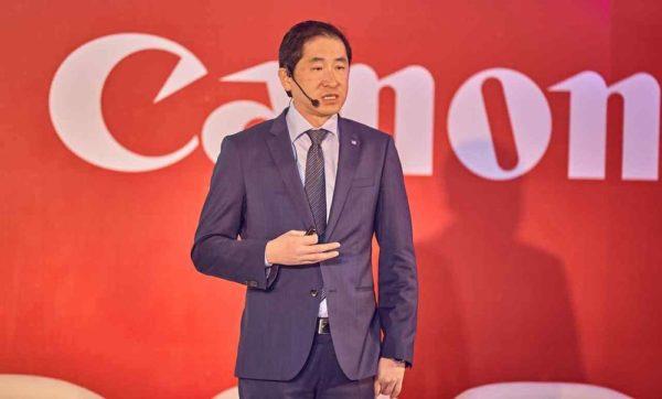 Koji Sato, B2C Sales Development & Marketing Director, CANON EUROPE