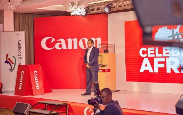 Somesh Adukia, Regional Sales Director, Canon Middle East