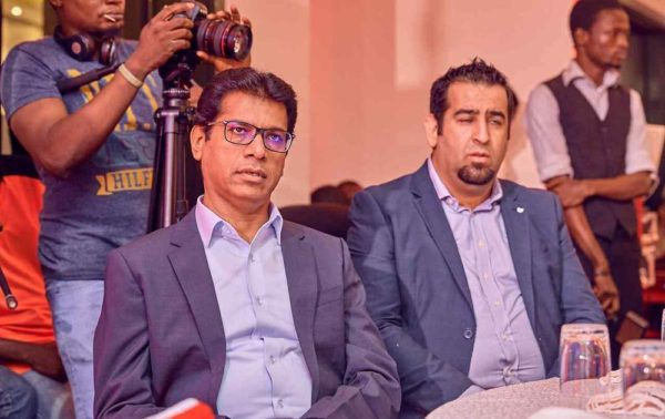 Rashad Ghani & Amine Djouhara, CCNA Team