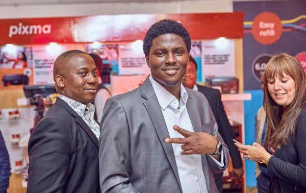 Taiwo Adediran, Channels Support, Canon Nigeria