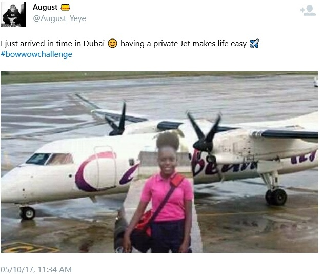 6-10 #Bowwowchallenge: Bow Wow Caught Flying Economy After Claiming He'd Taken A Private Jet Featured