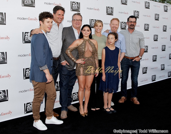 Ariel Winter claps back after dressing up for 'Modern Family' panel