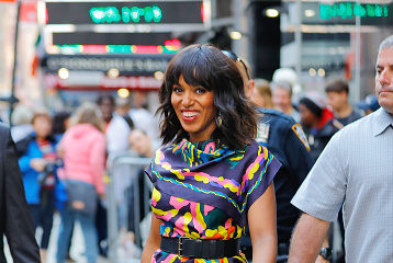 Kerry Washington Reacts the End of Scandal on Good Morning