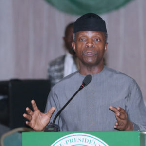 BellaNaija - Osinbajo bans touting at all Ports