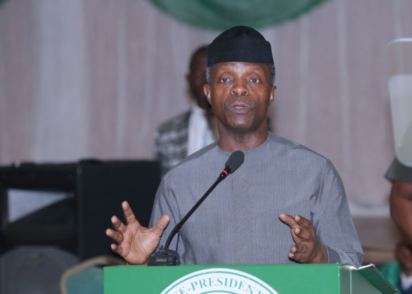 "Herdsmen Killings: Osinbajo describes Ortom's claims as ""terrible falsehood"" - BellaNaija"