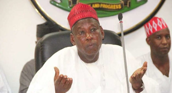 "Pictures of Underage Voting were ""from a school assembly"" - Ganduje - BellaNaija"