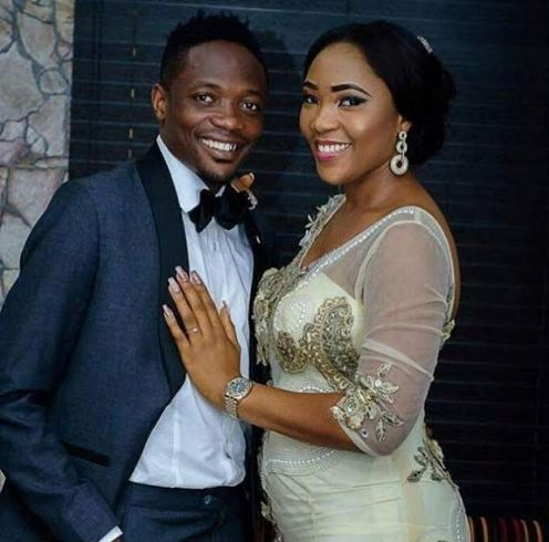 Ahmed Musa Welcomes Baby Boy - Image ~ Naijabang