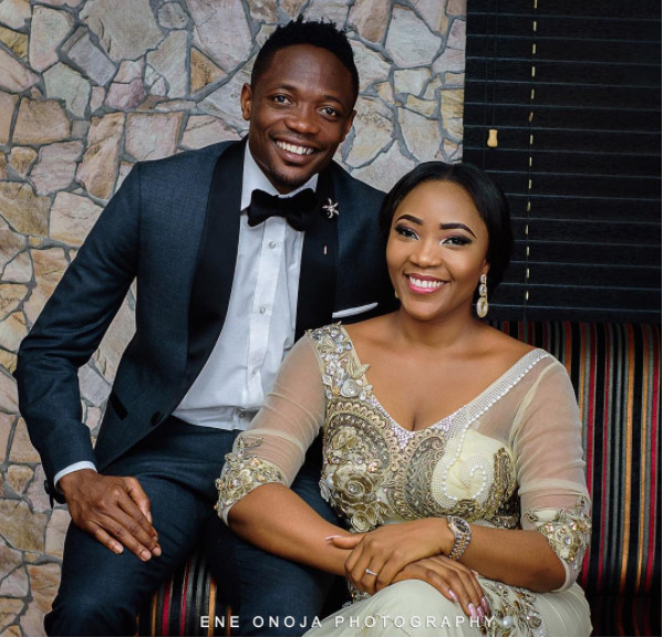 """I'm happy now"" - Ahmed Musa says after Second Marriage"
