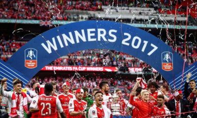 BellaNaija - Arsenal defeat Chelsea to clinch Record 13th FA Cup Crown