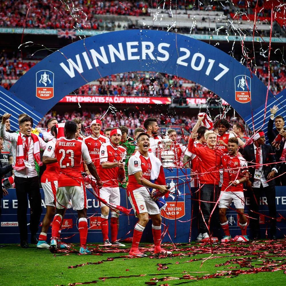 Wenger Hints At Desire To Stay At Arsenal After FA Cup Win
