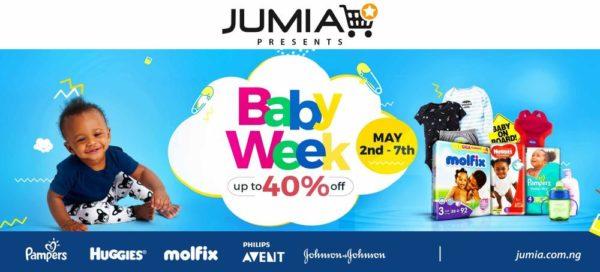 JUMIA BABY WEEK