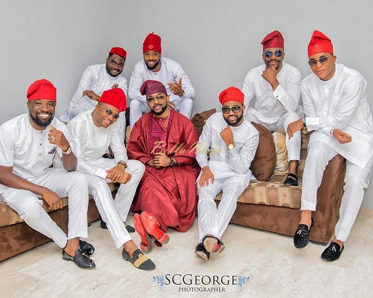 First Look! Official Photos from #BAAD2017 - Adesua Etomi & Banky W's Introduction