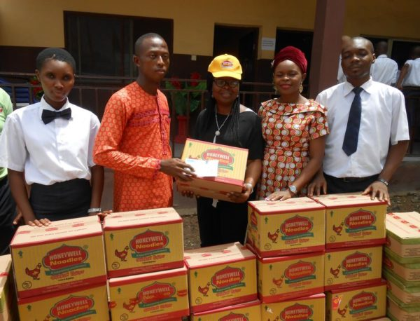 Honeywell marks Children's Day with Donations & Visit to Orphanage Homes in Lagos and Ogun State