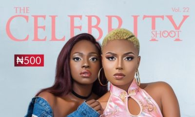 Beverly Osu And Nancy Isime on The Celebrity Shoot Magazine