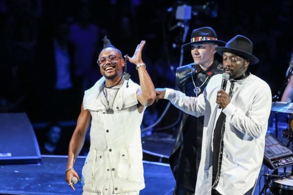 Black Eyed Peas to perform at Champions League Final